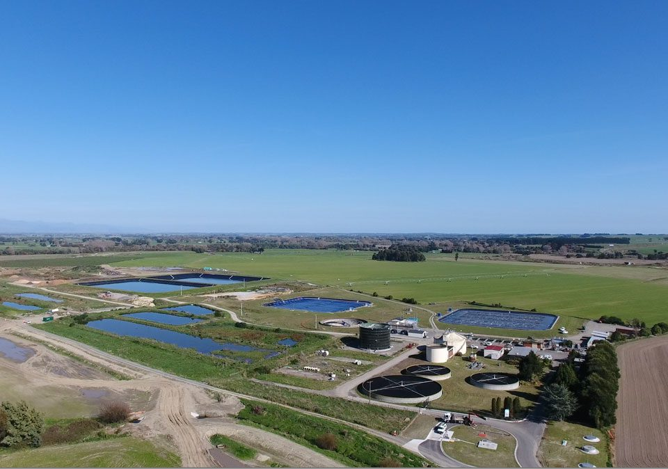 Feilding Wastewater Treatment Plant