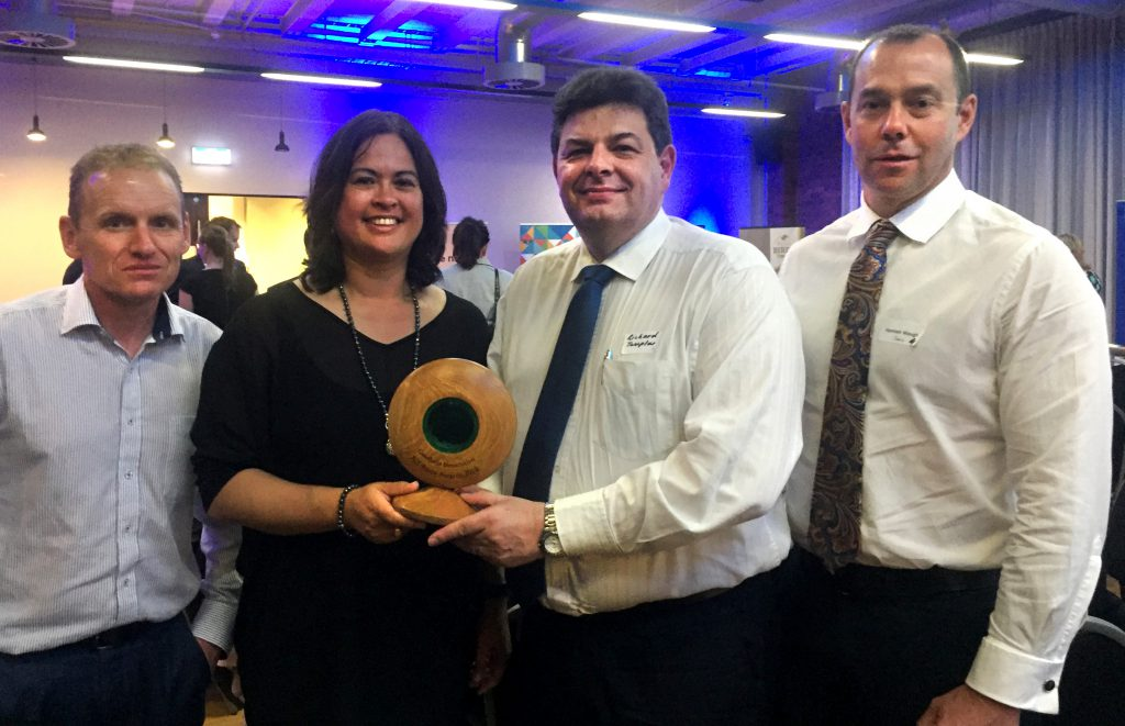 Ōroua River recognised at New Zealand River Awards