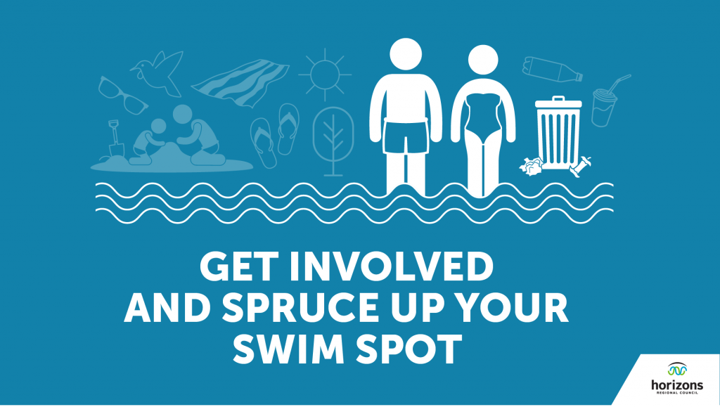 Spruce Up Your Swim Spots Events