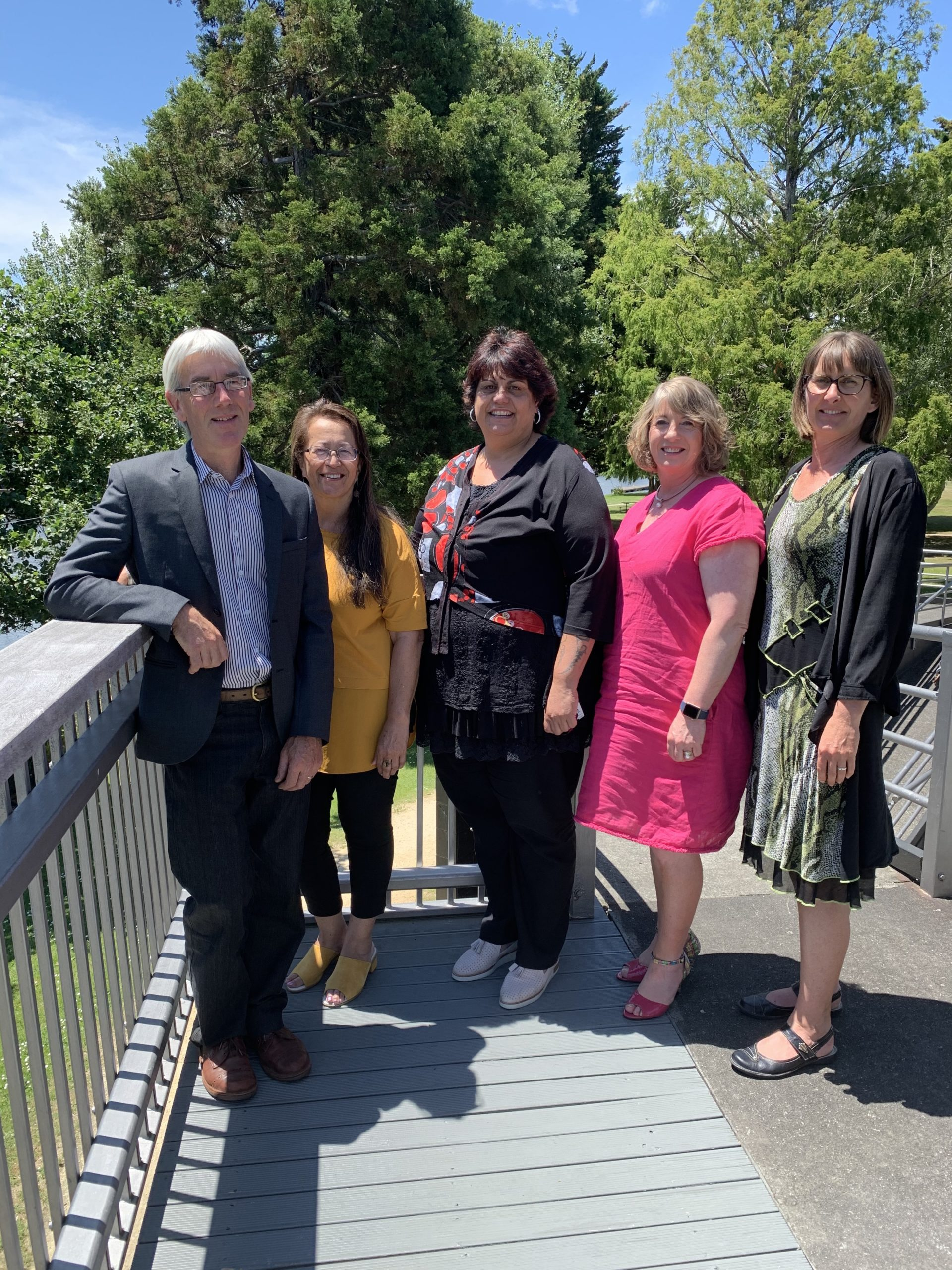 Manawatū River Leaders' Forum welcomes MidCentral District Health Board to the group.
