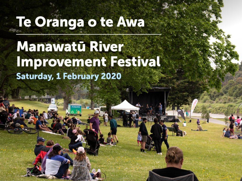 Te Oranga o te Awa – Manawatū River Improvement Festival 2020